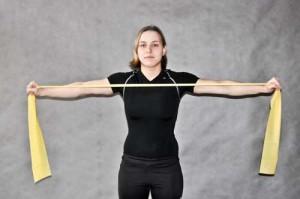 Cvik pro posilování šikmých břišních svalů
